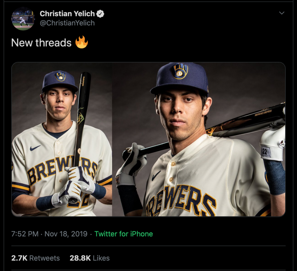 brewers rebrand